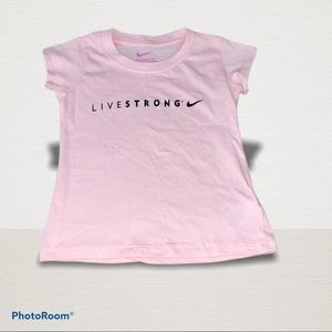 NWT Nike live strong girls